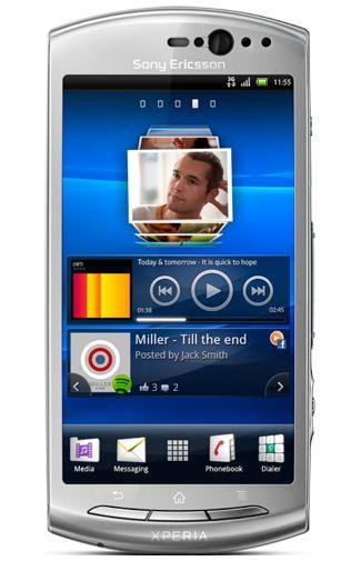 Sony Ericsson Xperia Neo V Silver