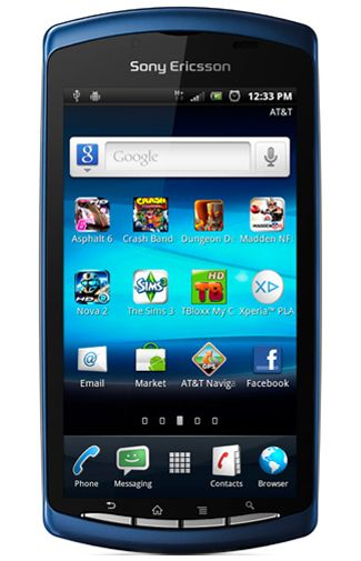 Sony Ericsson Xperia Play Blue
