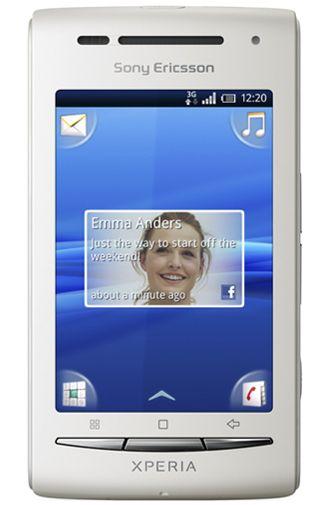 Sony Ericsson Xperia X8 White