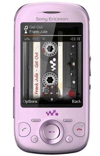 Sony Ericsson Zylo Pink
