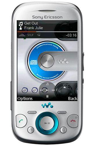 Sony Ericsson Zylo Silver