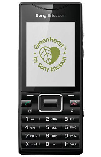 Sony Ericsson Elm Metal Black