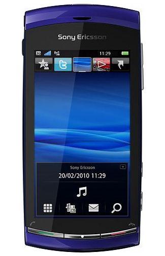 Sony Ericsson Vivaz Blue