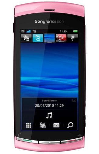 Sony Ericsson Vivaz Pink