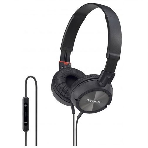 Sony Headset DR-ZX302VP Stereo Black