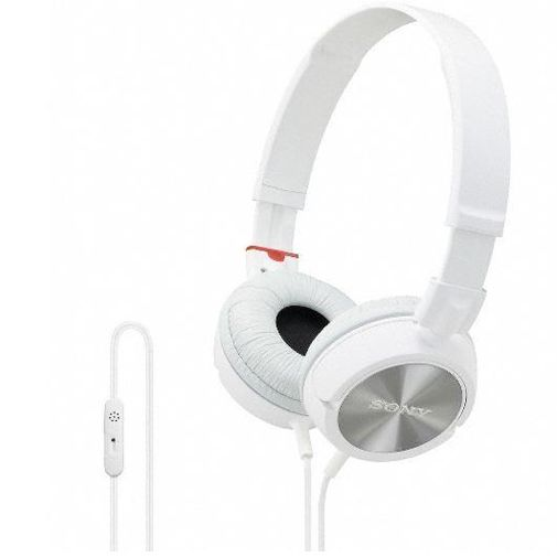 Sony Headset DR-ZX302VP Stereo White