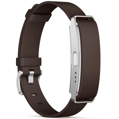 Sony SmartBand Leather Brown