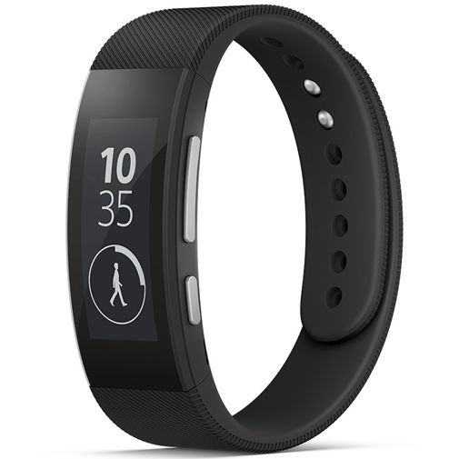 Sony SmartBand Talk Black