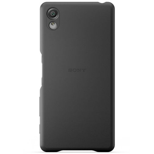 Sony Style Back Cover SBC22 Black Xperia X