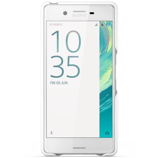 Sony Style Back Cover SBC22 White Xperia X