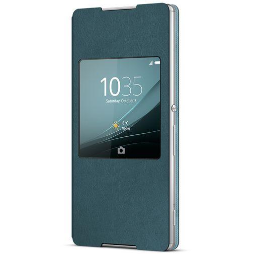 Sony Style Cover Aqua Xperia Z3 Plus