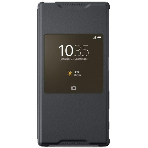 Sony Style Cover Black Xperia Z5