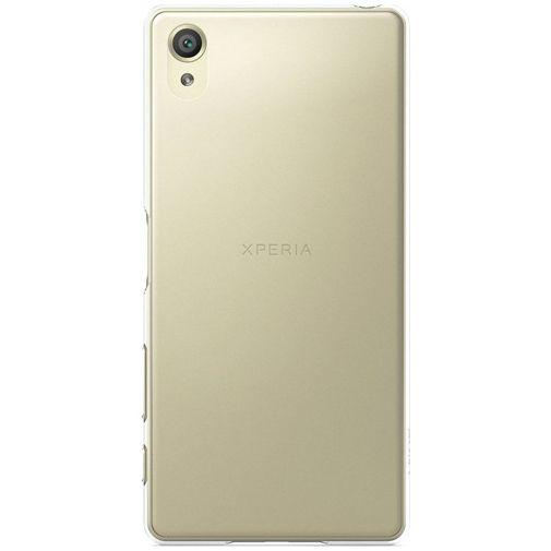 Sony Style Cover SBC20 Transparent Xperia X