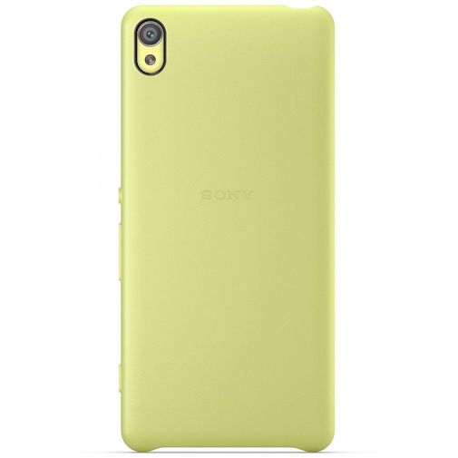 Sony Style Cover SBC26 Lime Gold Xperia XA