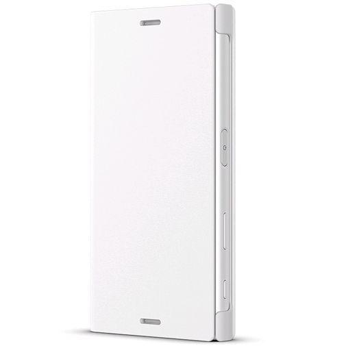 Sony Style Cover Stand SCSF20 White Xperia X Compact