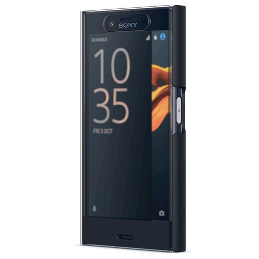 Sony Style Cover Touch SCTF20 Black Xperia X Compact