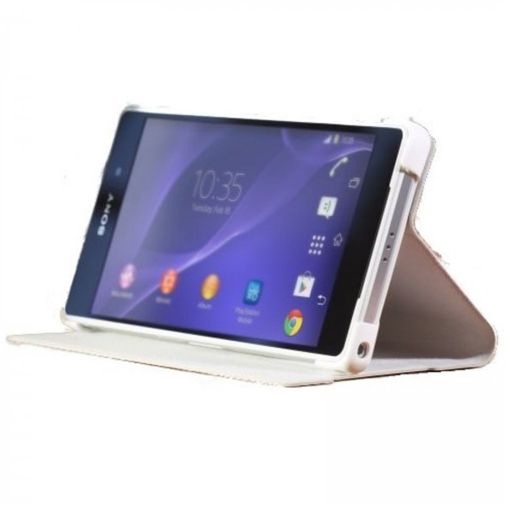 Sony Style Cover Xperia Z2 White