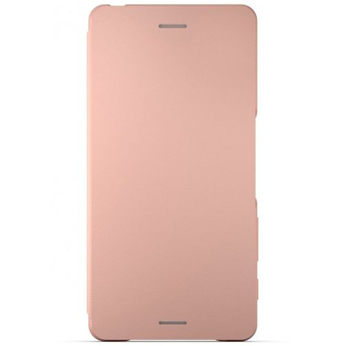Sony Style Flip Cover SCR52 Rose Gold Xperia X