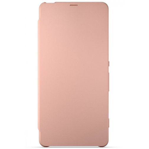 Sony Style Flip Cover SCR54 Rose Gold Xperia XA