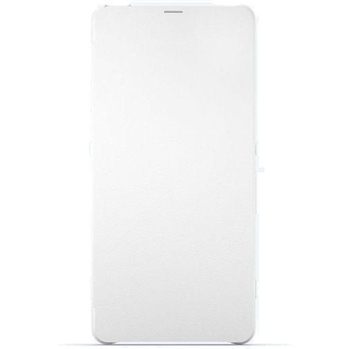 Sony Style Flip Cover SCR54 White Xperia XA