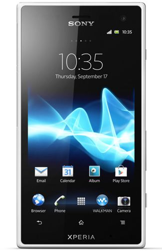 Sony Xperia Acro S White