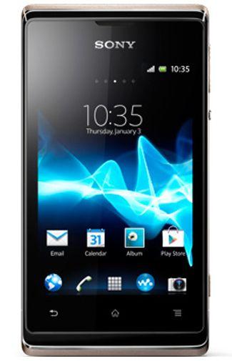 Productafbeelding van de Sony Xperia E Dual Sim