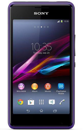 Sony Xperia E1 Purple