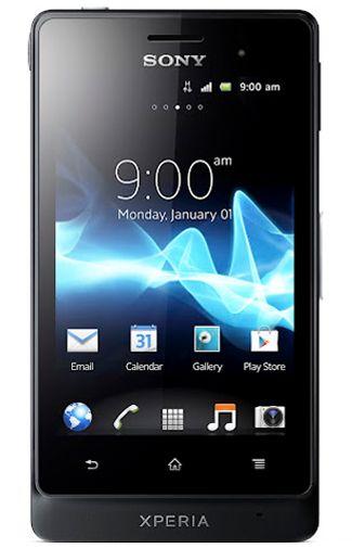 Sony Xperia Go Black