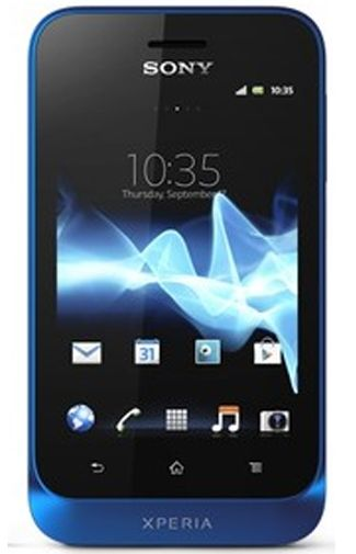Sony Xperia Tipo Blue