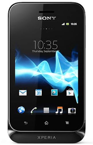 Sony Xperia Tipo Dual Black