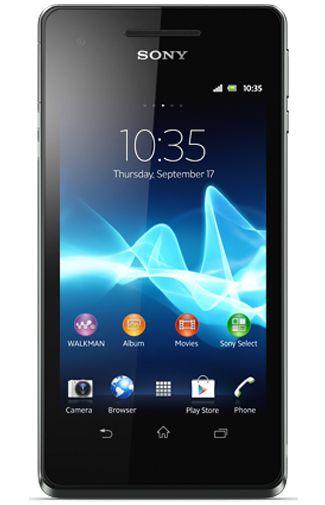 Sony Xperia V Black