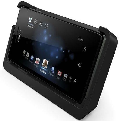 Sony Xperia V Charging Dock DK25 Black