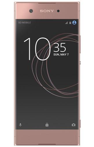 Productafbeelding van de Sony Xperia XA1 Rose Gold
