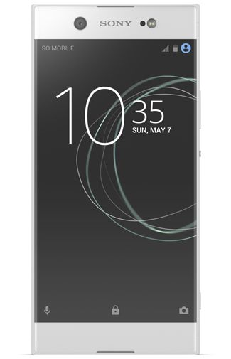 Productafbeelding van de Sony Xperia XA1 Ultra White
