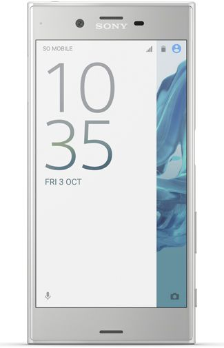 Productafbeelding Sony Xperia XZ Silver