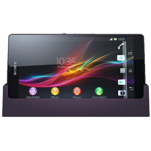 Sony Xperia Z Charging Dock DK26 Purple