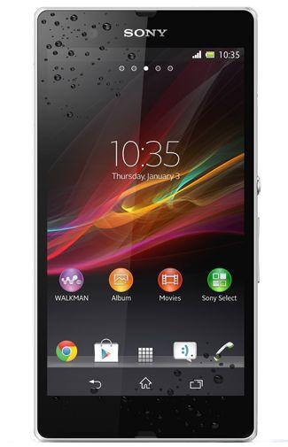 Sony Xperia Z White T-Mobile