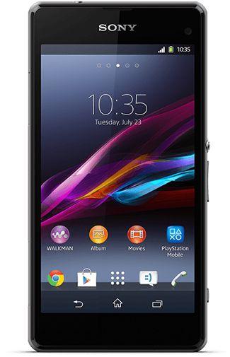 Productafbeelding van de Sony Xperia Z1 Compact