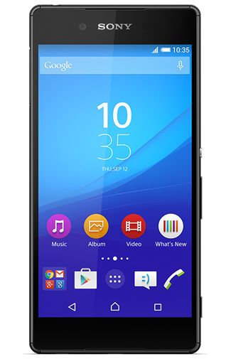 Sony Xperia Z3 Plus Black