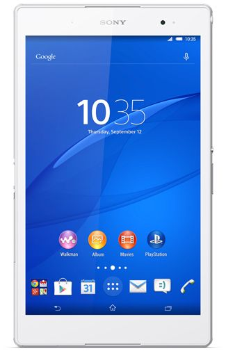 Sony Xperia Z3 Tablet Compact WiFi 16GB White