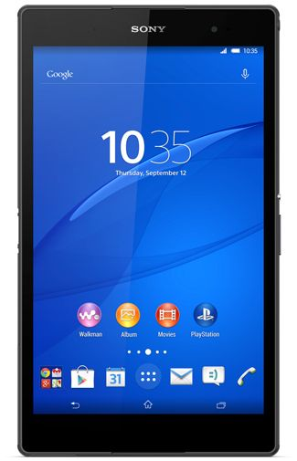 Productafbeelding Sony Xperia Z3 Tablet Compact WiFi 32GB Black
