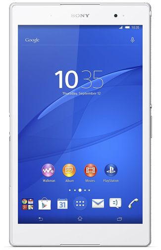 Sony Xperia Z3 Tablet Compact WiFi + 4G 16GB White