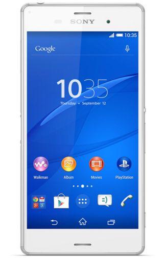 Sony Xperia Z3 White