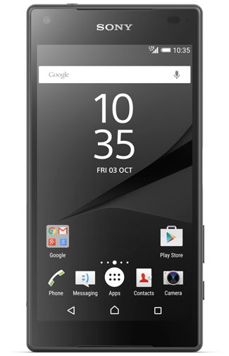 Productafbeelding Sony Xperia Z5 Compact