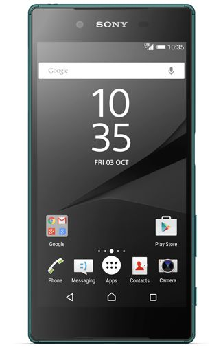 Productafbeelding Sony Xperia Z5 Dual Sim Green