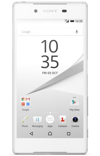 Productafbeelding Sony Xperia Z5 Dual Sim White