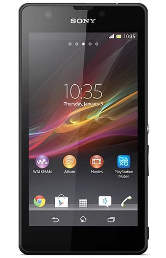 Sony Xperia ZR Black