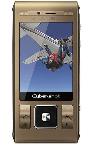 Sony Ericsson C905 Copper Gold