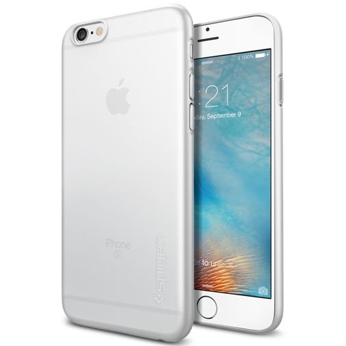 Spigen Air Skin Soft Case Clear Apple iPhone 6/6S