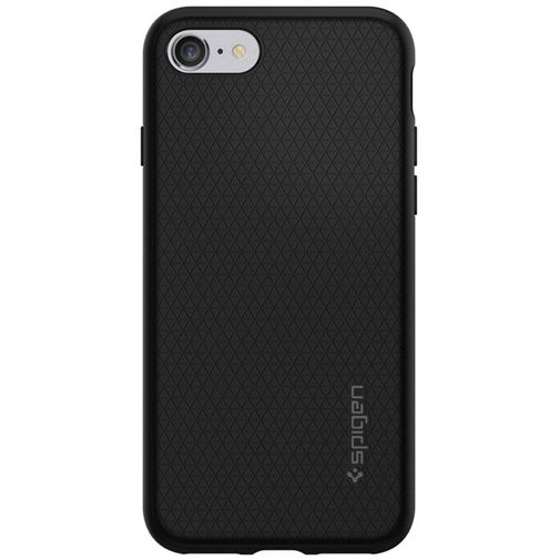Spigen Liquid Air Armor Case Black Apple iPhone 7/8
